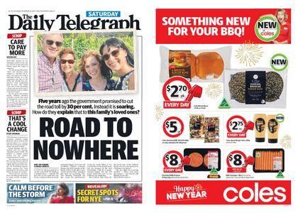 The Daily Telegraph (Sydney) – December 30, 2017