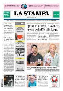 La Stampa Torino Provincia e Canavese - 10 Giugno 2018