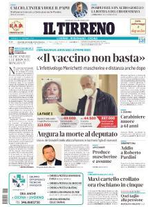 Il Tirreno Livorno - 27 Dicembre 2020