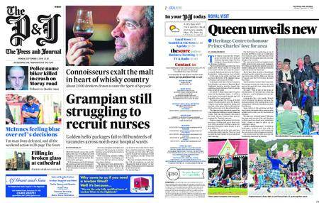 The Press and Journal Moray – September 03, 2018