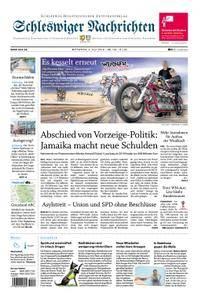 Schleswiger Nachrichten - 04. Juli 2018