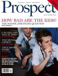Prospect Magazine - December 2005