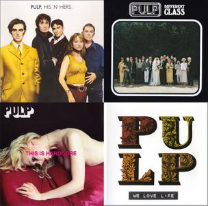 Pulp - Albums Collection 1994-2001 (Island Years) (4CD)