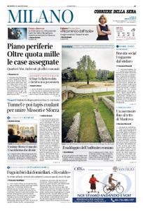 Corriere della Sera Milano – 25 agosto 2019