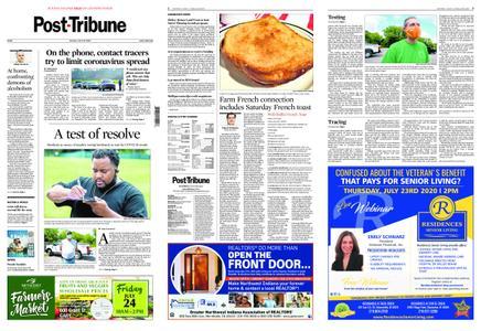 Post-Tribune – July 19, 2020