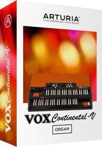Arturia VOX Continental V2 v2.4.1.2810 WiN
