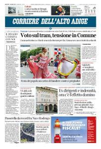 Corriere dell'Alto Adige – 11 giugno 2019
