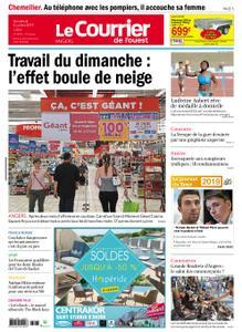 Le Courrier de l'Ouest Angers – 05 juillet 2019