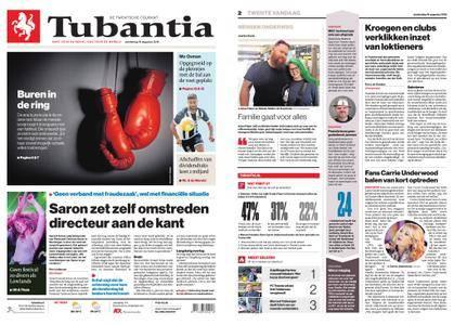 Tubantia - Enschede – 16 augustus 2018