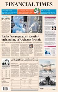 Financial Times Middle East - March 31, 2021
