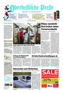 Oberhessische Presse Hinterland - 31. Januar 2019