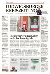 Ludwigsburger Kreiszeitung LKZ - 04 März 2021