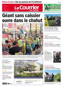 Le Courrier de l'Ouest Angers – 26 août 2019