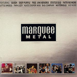 VA - Marquee Metal (1991) {Polygram TV}