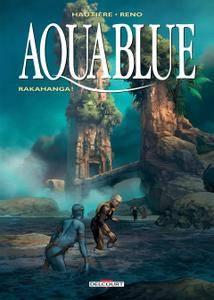 Aquablue - Tome 16 - Rakahanga (2017)