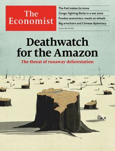 The Economist Latin America – 03 August 2019