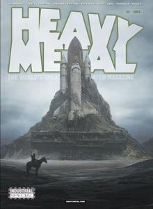 Heavy Metal #294 - Industrial Special