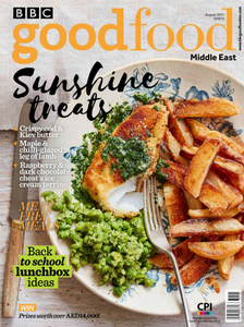 BBC Good Food Middle East - August 2021