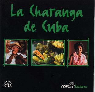 VA - La Charanga De Cuba  (1996)
