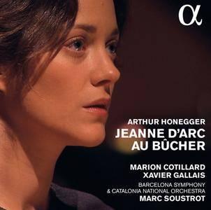 Marion Cotillard - Honegger: Jeanne d'Arc au bûcher (2015) [Official Digital Download]