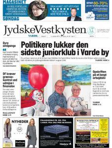 JydskeVestkysten Varde – 14. oktober 2018