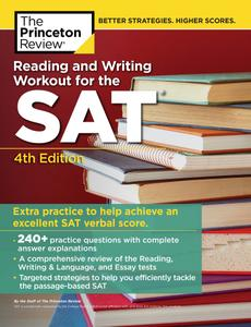 Reading and Writing Workout for the SAT (College Test Preparation), 4th Edition