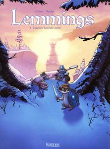 Lemmings - Tome 1 - L'aurore Boréale Noire