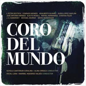 Ensemble Vocal Luna & Maribel Nodarse Valdés - Coro del Mundo (2018) [Official Digital Download 24/96]