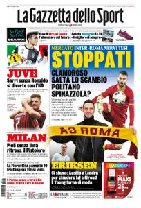 La Gazzetta dello Sport Sicilia – 16 gennaio 2020