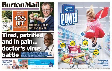 Burton Mail – September 25, 2020