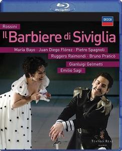 Gianluigi Gelmetti, Orchestra of the Teatro Real - Rossini: Il Barbiere di Siviglia (2008) [Blu-Ray]