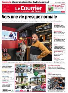Le Courrier de l'Ouest Angers – 29 mai 2020