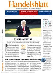 Handelsblatt - 25. Februar 2019