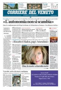Corriere del Veneto Padova e Rovigo – 25 giugno 2020
