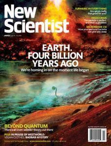 New Scientist - June 16, 2018
