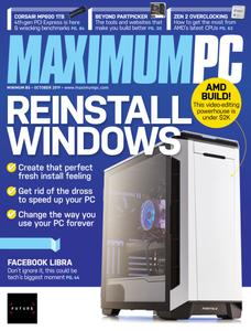 Maximum PC - October 2019