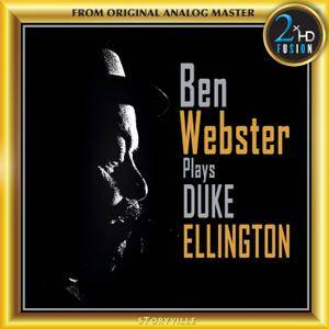 Ben Webster - Ben Webster Plays Duke Ellington (Remastered) (2018) [Official Digital Download 24/192]