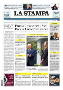 La Stampa Torino Provincia e Canavese - 27 Settembre 2020