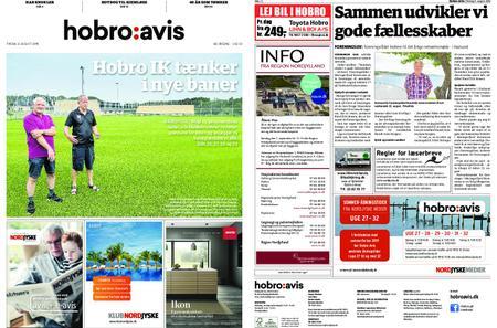 Hobro Avis – 06. august 2019