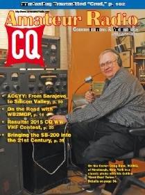 CQ Amateur Radio - January 2016