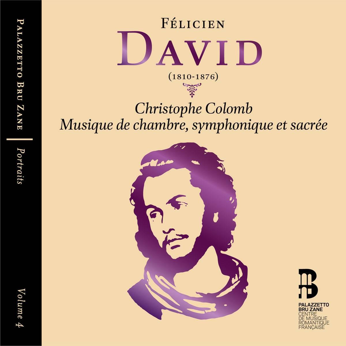 Flemish Radio Choir, Brussels Philharmonic, Hervé Niquet, Les Siècles & François-Xavier Roth - Félicien David (2017) [24/48]
