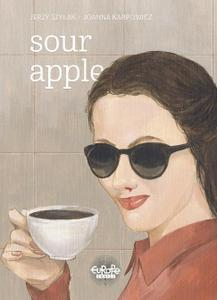 Europe Comics - Sour Apple 2018 Hybrid Comic eBook