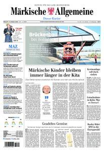 Märkische Allgemeine Dosse Kurier - 17. Oktober 2018