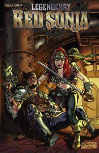 Legenderry Red Sonja 0042015 Digital Exclusive Edition