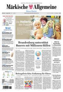 Märkische Allgemeine Dosse Kurier - 01. August 2018