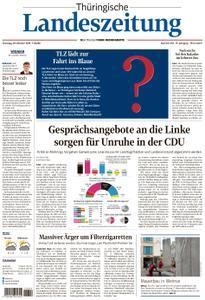 Thüringische Landeszeitung – 29. Oktober 2019