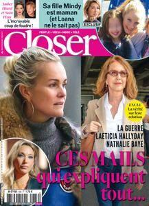 Closer France - 16 mars 2018
