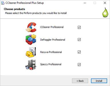 CCleaner Professional Plus 5.55 Multilingual