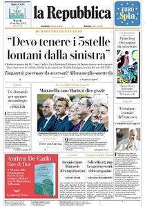 la Repubblica - 29 Ottobre 2019