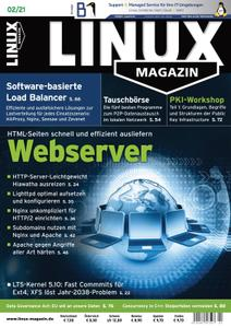 Linux-Magazin – Februar 2021